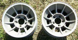 American Racing Hurricane Wheels 2
