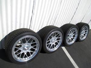 "18"" BBs Rsii BMW Wheels E39 E60 E65 540i 550i 745i 750i E34 550i 530i M5"