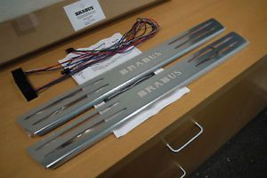 Brabus Entrance Panels Illuminated Fits Mercedes Benz SLK Class R171