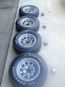 Racing Rims and Tires