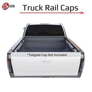 Chevrolet Silverado Truck Bed Rail Cap Covers 2007 2013 Bak Pro Caps PCC12