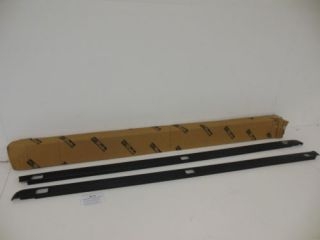 Truck Bed Rail Caps
