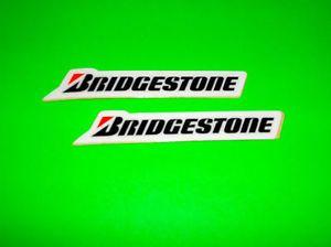 Bridgestone Tires Motocross Motorcycle Quad ATV Mini Stickers Decals Graphics