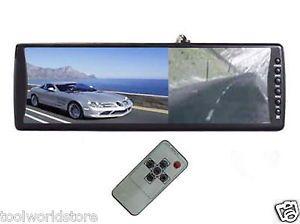 """7"""" Car Rear View Mirror Backup LCD Monitor"""