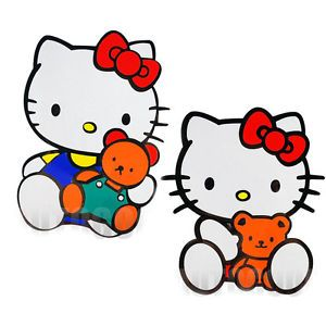 Hello Kitty Window Decal