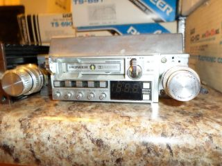 Vintage Pioneer Car Stereo Ke 5000 and Ad 50 Equalizer Booster KP KEX GM TS CD