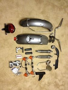 Triumph Chopper Bobber: Motorcycle Parts
