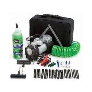 Flat Tire Repair Kit Car Truck Safety Automotive Tool Spare Garage Emergency Rim
