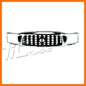 2001 2003 Toyota Tacoma s Runner Grille Grill New Front Body Parts