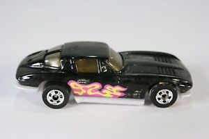 Hot Wheels 1979 Corvette '63 Split Window McDonalds 1 64 Die Cast Car