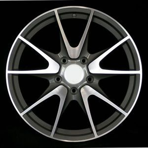 """19"""" GT2 RS Style Staggered Wheels Rims Fit Porsche 911 991 993 996 997 GT3 Turbo"""