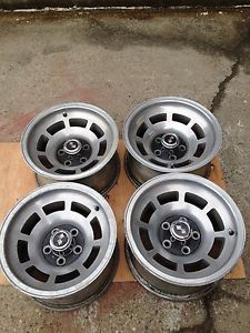 1979 Corvette Rally Wheels