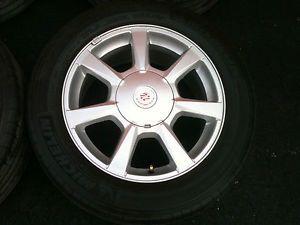 Cadillac cts 08 09 Wheels Tires Rims Factory Original 17 Inch