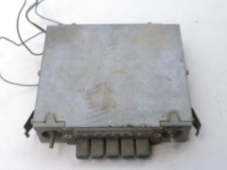 Vintage All Transistor Volkswagen Radio Repair or Parts