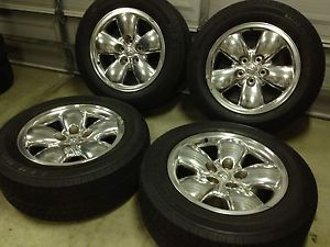05 20 Dodge RAM Polished Wheels Rims Tires Durango Aspen Laramie Dakota 2167