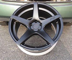 "20"" Niche GT133 Concave Rims Magnum Charger Challenger Chrysler 300 SRT8 Wheels"