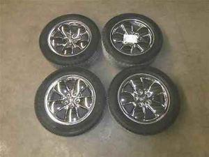 "02 05 Dodge RAM 1500 20"" Wheels Rims Set 4"