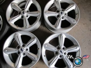 2010 Ford Mustang Factory 18 Wheels Rims 3834