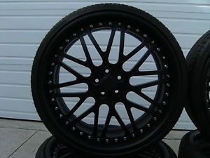 "Custom 22"" Wheels Jesse James Used on His Jaguar XKR Authentic"