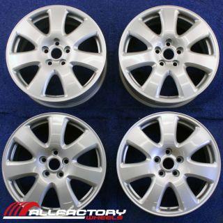 Jaguar x Type OEM Wheels