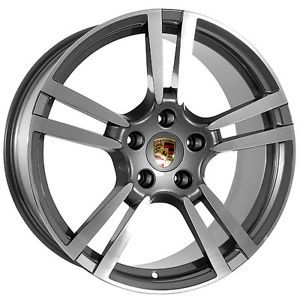 "20"" inch Porsche Cayenne s GTS Turbo Wheels Rims"