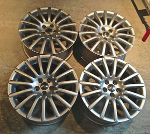 "Volkswagen VW Arietta 17"" Wheel Set of 4 5x100 17"" x 7 5"""