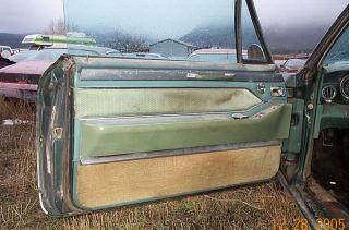 65 Cadillac Coupe DeVille Parts Car 2 Door Eldorado