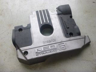 Nissan Skyline R34 RB25DE Neo Engine Cover Grey