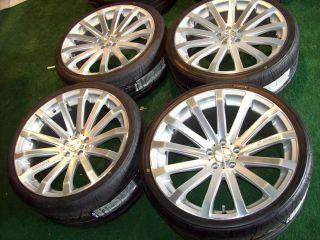 20 Mercedes MRR HR9 Wheels Tires SL CLS SL500 CLS500 SL550 CLS550 CLS63 SL63 AMG