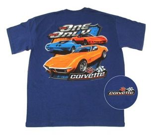 "C3 Corvette ""The One and Only"" Tshirt"