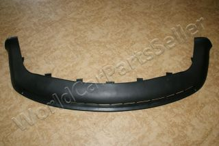 Audi A6 1994 1997 C4 Lower Bumper Cover Front Lip Trim 1995 1996