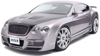 ASI GT Body Kit Bentley Continental GT