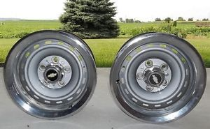 15 x 8 Chevy Rally Wheels GM GMC Chevy Truck