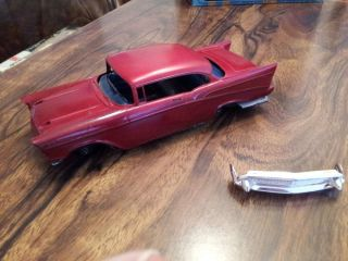 1957 Chevrolet 1965 Buick Riviera 1969 Chevelle Built Model Cars Parts Diorama