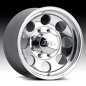 "American Eagle 186 Wheels Rims 16x8"" Fits Chevy GMC Silverado 1500 Z71"