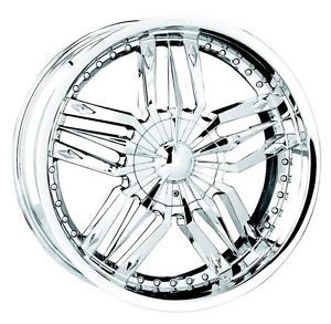 24 inch Pinnacle P 23 Gitana Chrome Wheels Rims 5x120 Range Rover BMW 7 Series