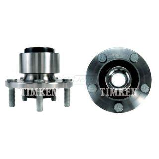 TIMKEN HA590323 Front Wheel Hubs Bearings Pair Set for Volvo C30 C70 S40 V50