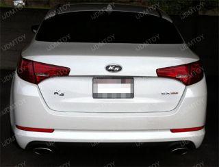 7pcs 3D Chrome K5 Emblem Set Grille Trunk Steering Wheel 4 Rims for Kia Optima
