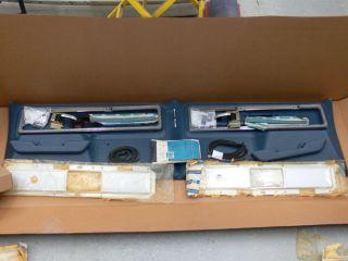 Pair GM 77 87 Chevy GMC Door Panels Silverado Sierra Almost All Parts