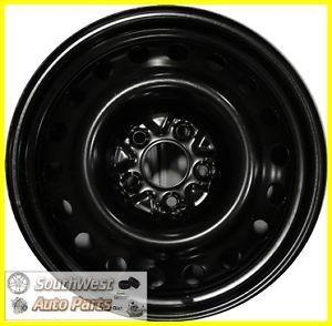 """07 08 09 10 11 Kia Rondo Sorento Sportage 17"""" Replacement Winter Steel Wheel New"""