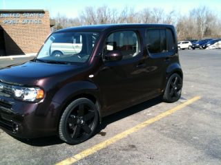 "18"" KMC 775 Rockstar Rims Tires Federal 225 40 18 SS595 KM775 Black Wheels"
