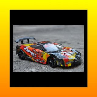 4WD Electric RC Drift Car