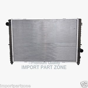 Land Rover Radiator w Secondary Air Injection Premium Quality PCC107950