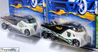 Lot Hot Wheels 2001 Treasure Hunt 12 Cabbin Fever TH Costco White Tow Truck R