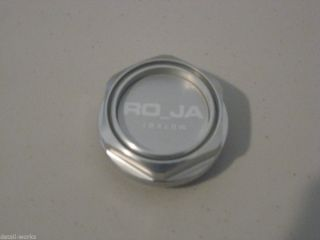 Roja Ro Ja Light Motegi Racing Rim Aluminum Center Cap Formula 5 7 GTM Drift