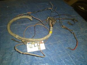 Pontiac V8 Engine Wiring Wire Harness for Parts Fix Repair Y88 WS6 Y84 400 455