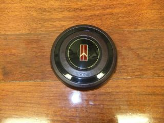81 82 83 84 85 86 87 88 Cutlass Supreme Salon Hurst 442 Horn Pad Button Center