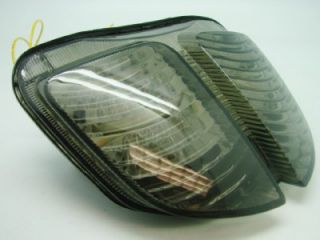 2006 2007 Suzuki GSXR 600 750 Integrated LED Tail Light