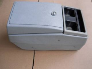 81 87 Chevy GMC Truck 81 91 K5 Blazer Jimmy Suburban Center Console 73 87 Gray