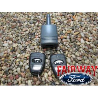 13 thru 14 Fusion Genuine Ford Parts Remote Starter Kit Long Range New